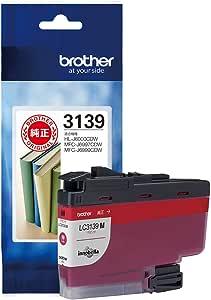 brother 墨盒 超大容量LC3139M
