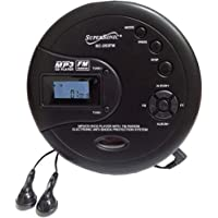 Supersonic SC253FM MP3/CD随身听 带FM收音机功能