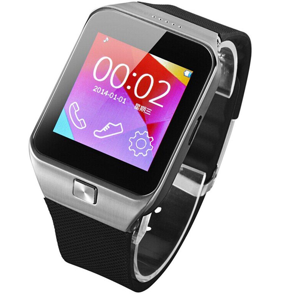 Lincass智手机手表蓝牙手表可插SIM卡+内june安卓图片