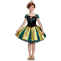 Disguise 安娜公主加冕裙 高贵礼服