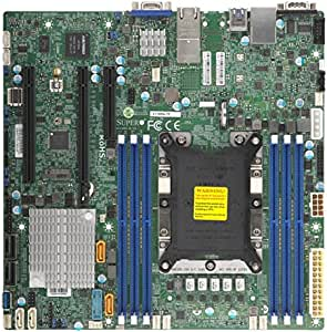 Supermicro X11SPM-TF 主机板