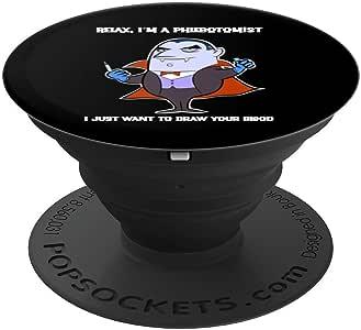趣味万圣节吸血鬼 Phlebotomist 设计260027  黑色