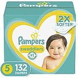 Pampers 帮宝适 尿布 新品一个月供应 Size 5 (132 Count)