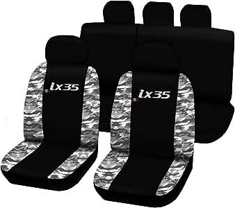 Lupex Shop ix35 _ N. Mch 座套,黑色/迷彩浅色