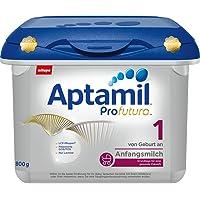 Aptamil 爱他美 Profutura 1段 初生婴儿奶粉 Safebox,4罐装(4 x 800g)