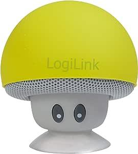 "Mobile Bluetooth speaker, Design""mushroom"" 黑色SP0054YW"