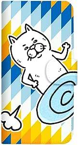 Mitas 智能手机壳 手账型 *的猫 vol.9SC-4109-D/DM-01K 14_Disney Mobile (DM-01K) 今行く D