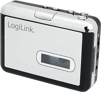 Logilink UA0156 USB 数字盒转换器和播放器(3.5 毫米插头)