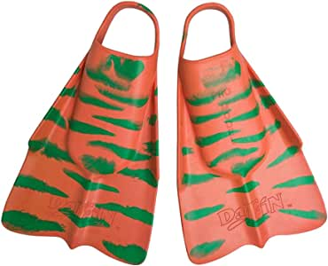DaFin(黛芬) SWIM FIN 游泳裤(车身板・海洋・车身冲浪用护腿)(Zak Noyle) CORAL/GR XS尺寸 Z-14010101820