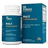 Dr. Tobias 男士增强版 - 含tongkat ali,Horny 山羊杂草,Maca - 补充 - 60 粒胶…