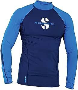 Scubapro 男式 UPF 80 T-Flex 长袖*衣