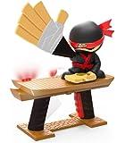 Slap Ninja Game - 电子游戏、技能和动作游戏、有趣的敲击手游戏、闪电快速反应、谁更快……你或忍者大师、笑…