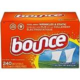 Bounce 织物柔软剂和干燥剂片,户外新鲜气味,240片