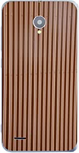 DISAGU SF 573 设计师屏幕保护膜用于 Vodafone Smart 106679/Prime 6 - 340-0007 铜色