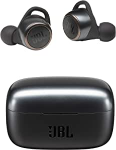 JBL LIVE300TWS 完全无线耳机 支持APP/IPX5/支持Bluetooth/触屏操作/支持语音辅助功能JBLLIVE300TWSBLK  小