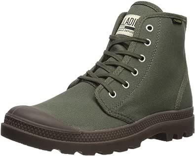 Palladium Pampa Hi Orginale 及踝靴 Green-326 13 M US