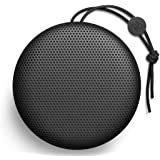 B&O PLAY by Bang & Olufsen 1297826 Portable Wireless Bluetooth Speaker (Black)