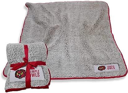 标志 NCAA Frosty 抓绒 152.4 X 127 毛毯 - 多队,
