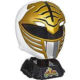 Power Rangers 头盔 Ranger 白色 恐龙战队 (Hasbro 孩之宝 E6781EU4)