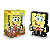 Pixel Pals 708056062286 海绵宝宝方形裤 - 黄色