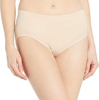 Wacoal 女士紧身高腰内裤 沙色 X-Large