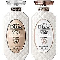 Moist Diane黛丝恩 Prefect Beauty Extra Shine 洗发水&护发素套装 フローラル 45…