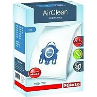 Miele 美诺 10123210AirClean 3D  *吸尘袋,类型 GN,4 件 & 2个过滤器