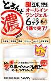 SANA 莎娜 豆乳美肌系列 六合一保湿凝胶面霜 100g