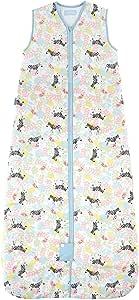 Grobag 睡袋,Zippy Zebras 6-10 Years
