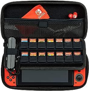 PDP Nintendo Switch Deluxe 旅行箱精英版,500-152 - Nintendo Switch