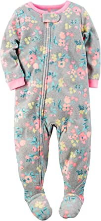 Carter's Girls' 1 Pc Fleece 357g150