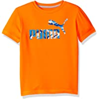 PUMA Boys' No.1 Logo Performance Tee
