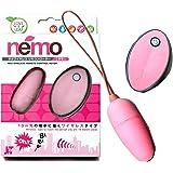JAPANTOYZ nemo 无线遥控转子自慰器 粉色 成人用品