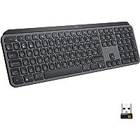 Logitech Wireless Illuminated Keyboard RF无线Advanced Wireless Keyboard  English Layout