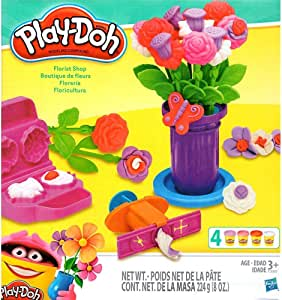 Play doh Florist Shop