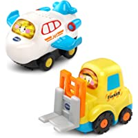VTech Go! 开始! Smart Wheels 喷气和叉车