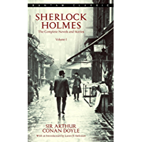 Sherlock Holmes: The Complete Novels and Stories Volume I (S…