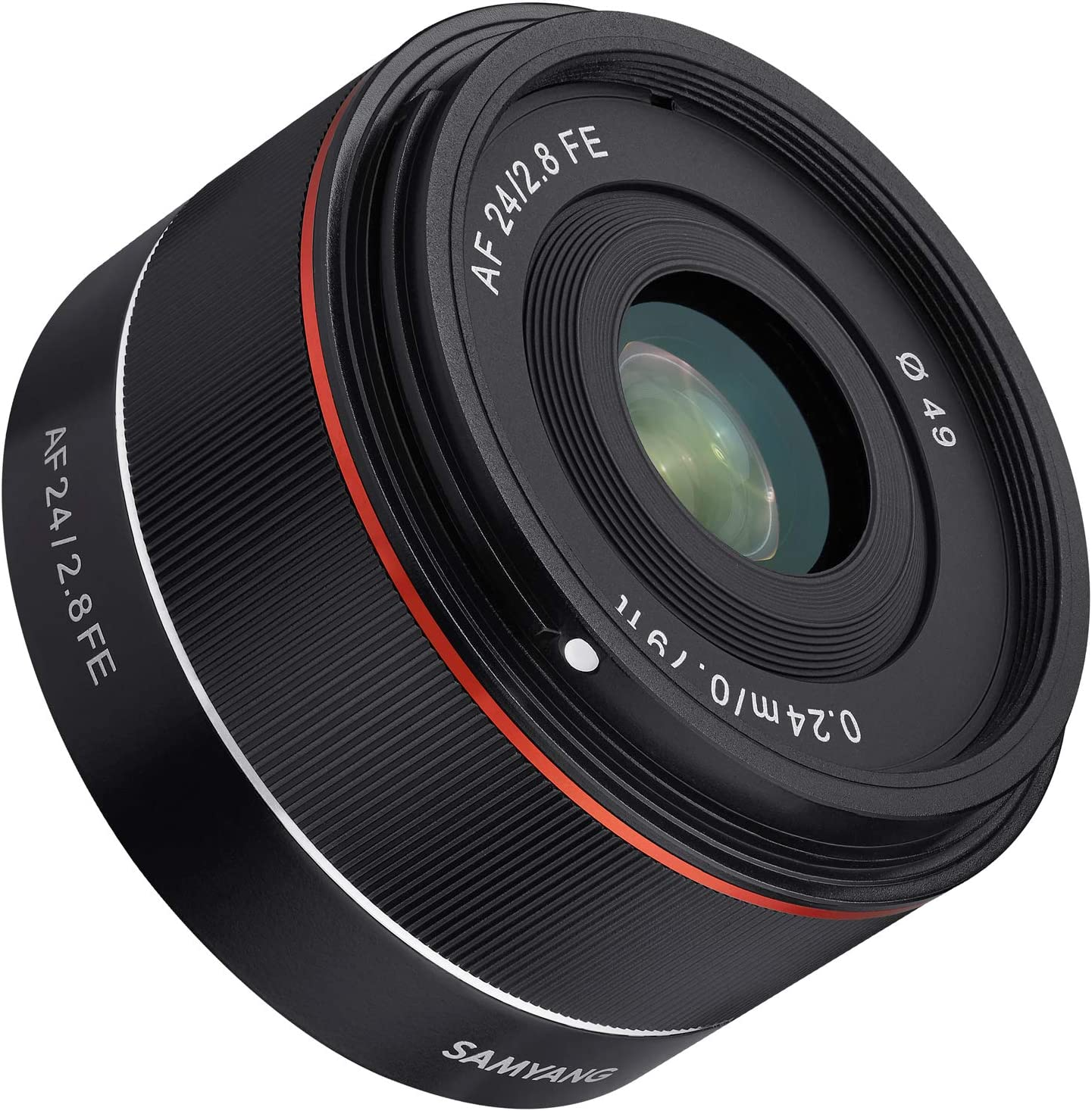德亞人氣產品 Samyang 森養光學 AF 24mm F2.8 FE 定焦鏡頭