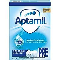 Aptamil 爱他美 Pronutra-ADVANCE 婴儿奶粉 Pre段(适用于初生婴儿) 断奶后辅食或单独食用,具有特殊营养成分,单罐装,300g