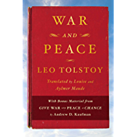 War and Peace: With bonus material from Give War and Peace A…