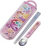 Skater 斯凯达 筷子 勺子 康贝套装 筷子 16.5cm 勺子 13cm 公主 20 迪士尼 CCA1