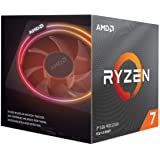 AMD Ryzen 7 3700X Processor (8C/16T, 36MB Cache, 4.4 GHz Max Boost)