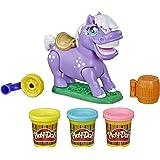 Play-Doh Play-Doh Animal Crew Naybelle Showpony,黏土,适合想象力和创造性…