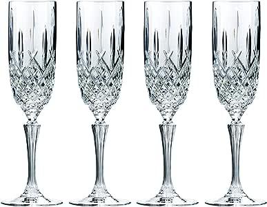 Marquis by Waterford Markham Flute酒杯 9盎司/约266.13 毫升 4件套