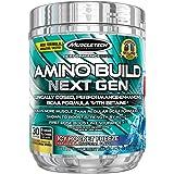 Muscletech Amino Build 氨基构建 新一代补充剂,火箭冰爽味,276克
