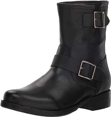 FRYE Vicky Engineer 女士及踝靴
