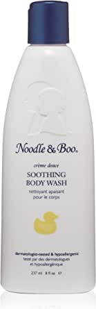 Noodle & Boo Soothing Baby Body Wash for Gentle Baby Care