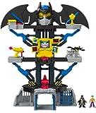 Fisher-Price Imaginext DC超级朋友转化蝙蝠洞