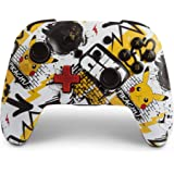 任天堂切换有线控制器 Wireless Nintendo Switch Controller Pokemon Graff…