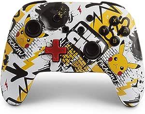 任天堂切换有线控制器 Wireless Nintendo Switch Controller Pokemon Graffiti